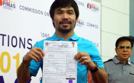 2016 Elections Senatorial Watch: Manny Pacquiao