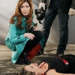 DANA DELANY, NATALIE TURPIN (ON GROUND)